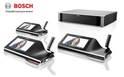 Bosch DCN multimedia