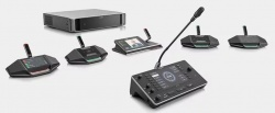 Мультимедийная конференц-система Bosch Dicentis (DCN multimedia)