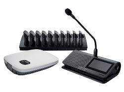 Беспроводная конференц-система Shure Microflex Complete Wireless