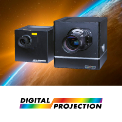 Digital Projection демонстрирует революционную разработку – модульный проектор