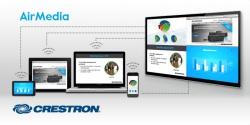 Беспроводная система презентации Crestron AirMedia