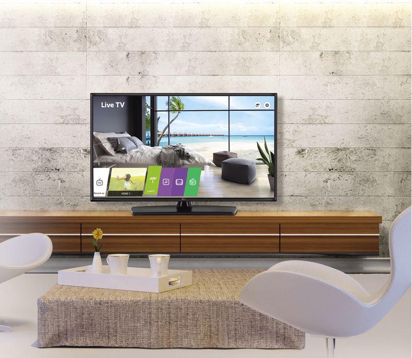 lg 32(43|49) LT341H - Эфирное коммерческое телевидение со стендом коммерческого уровня