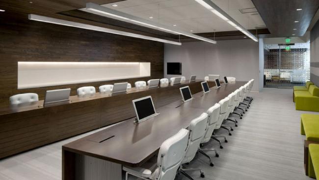 Создание трансформируемого пространства для переговоров| hi-tech-media.ru