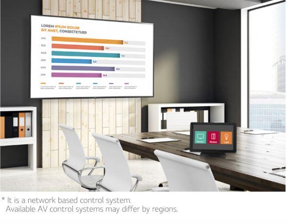 LG: Совместимость с системами управления AV