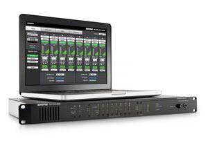 Сетевой аудио интерфейс