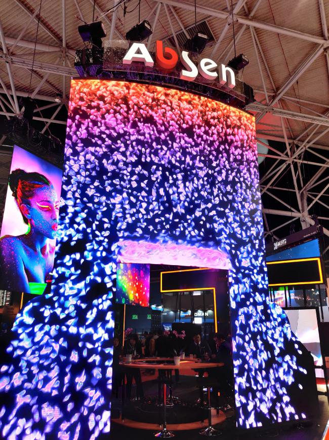 Итоги ISE2020: кастомизация LED'ов