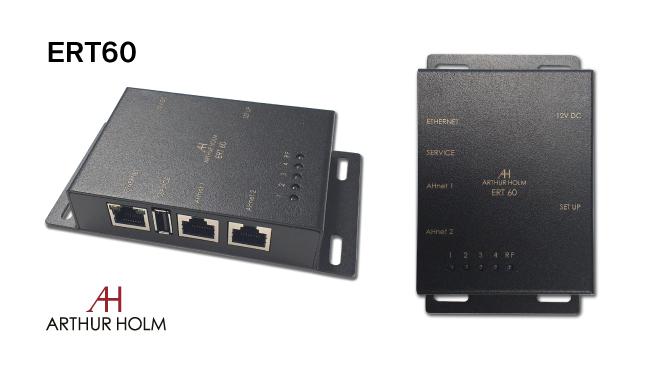 ERT-60AHlink подойдет для управление группой оборудования из выдвижных мониторов, микрофонов и камер в количестве до 60 единиц