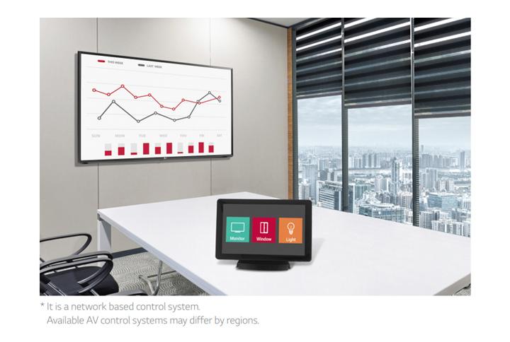 LG LT340C-4 - совместимость с системой AV-управления