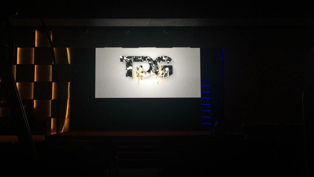 Гватемала, 2016 год, площадь экрана 12,5 кв. метров