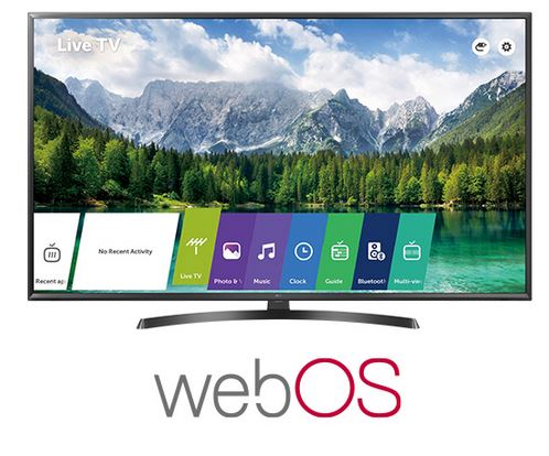 Smart TV от LG WebOS 4.0