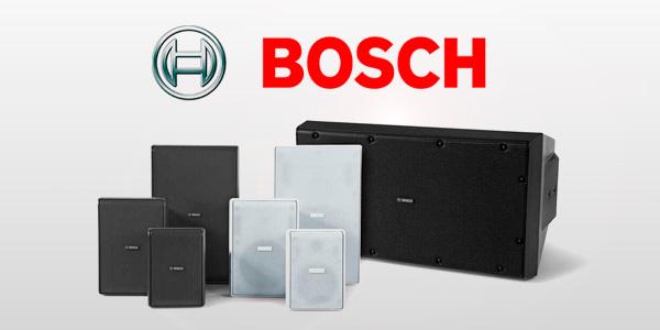 Bosch на выставке ISR'19
