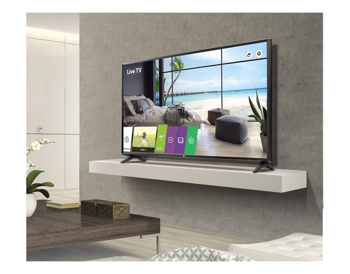 LG LT340C - коммерческий телевизор для отелей и бизнеса