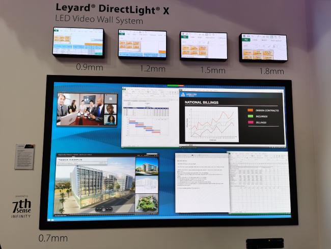 Итоги ISE2020: уменьшение шагов пикселя LED-экранов