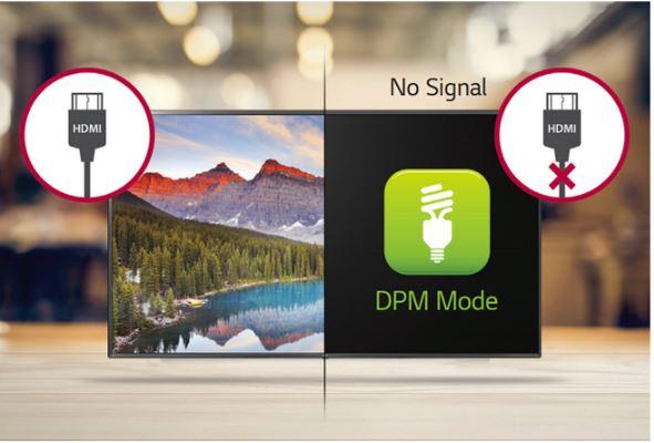 LG: DPM управление питанием дисплея