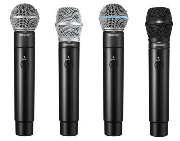 Ручные микрофоны для разных задач