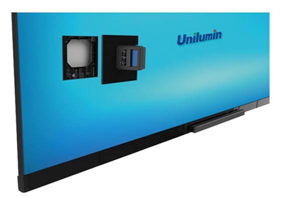 Unilumin UTV-III Удобное фронтальное обслуживание