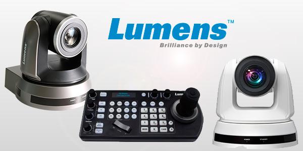 Lumens на выставке ISR'19