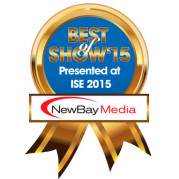 Best of show ISE 2015
