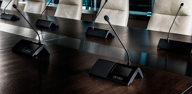 Цифровая конференц-система Microflex Complete