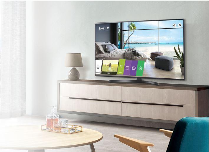 LG UT661H Стандартный гостиничный телевизор