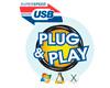 USB 3.0 Plug & Play